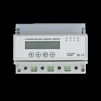 Din-rail kWh Meter